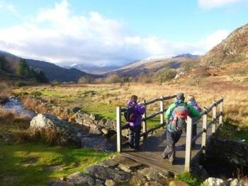 Getting Away From It All By Exploring >> Betws Y Coed